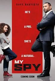 My Spy (2020) HD