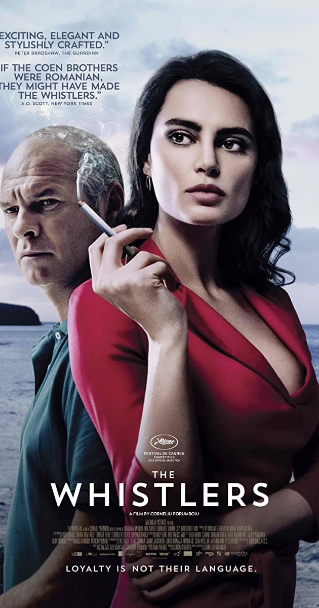 The Whistlers (La Gomera) (2019) HD