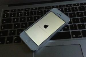 ios 7 iphone blanco
