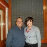 Mayra Chavez y David Gamboa