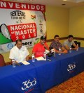 Arranca Campeonato Nacional Máster de Raquetbol Juárez 2015