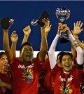 Concluye Campeonato Nacional de Futbol Sub-13
