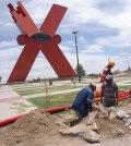 Construirán Baños en Plaza de la Mexicanidad