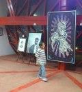 Inicia Exposición en Plaza de la Mexicanidad