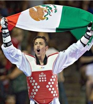 Y el Deportista del Año 2015 es...Carlos Ruben Navarro