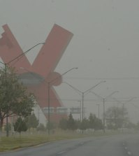 Continua Alerta por Fuertes Vientos y Bajas Temperaturas