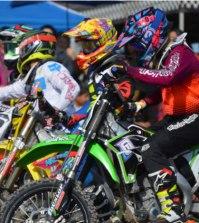 Finaliza Campeonato de Motocross
