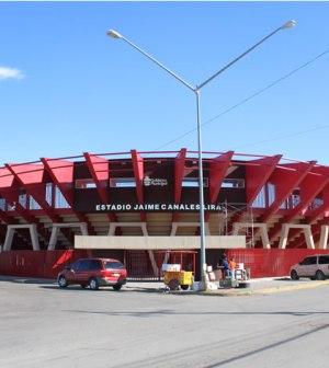 Finaliza Primera Remodelación de Estadio Jaime Canales Lira