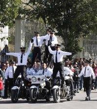 Miles Participan en Desfile del 105 Aniversario de la Revolución Mexicana