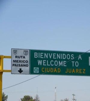 Proporcionan Rutas de Entrada y Salida en Puentes Internacionales Durante Visita Papal