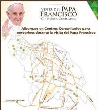 Habilitan Albergues Por Visita Papal