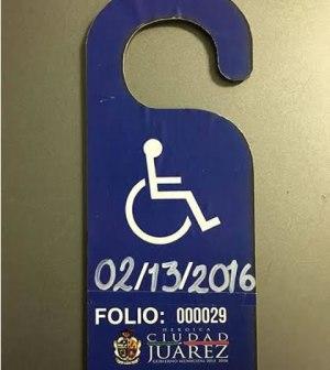 Invitan a Personas Discapacitadas a Tramitar Marbete