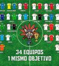 Definidos Escenarios Para Campeonato Nacional de Fútbol Sub-17
