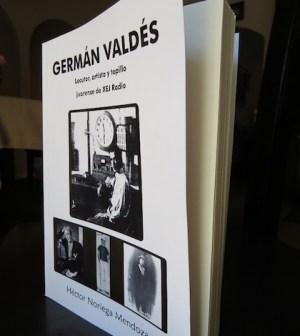 Germán Valdés: locutor, artista y topillo juarense de XEJ Radio