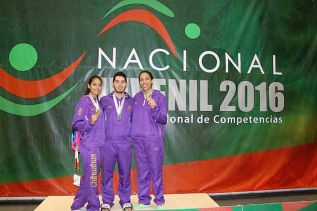 Taekwondo nacional juvenil