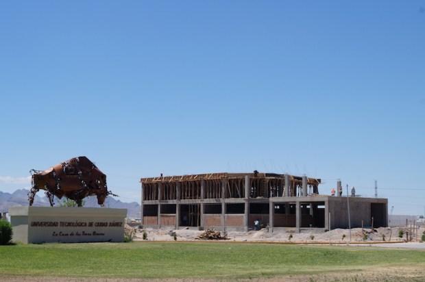 UTCJ Casa de los toros bravos