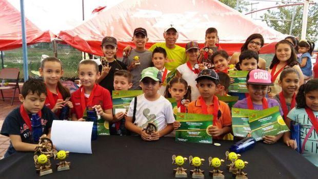 Tenis Copa de Verano 20162