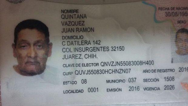 Juan Ramón Quintana Vázquez