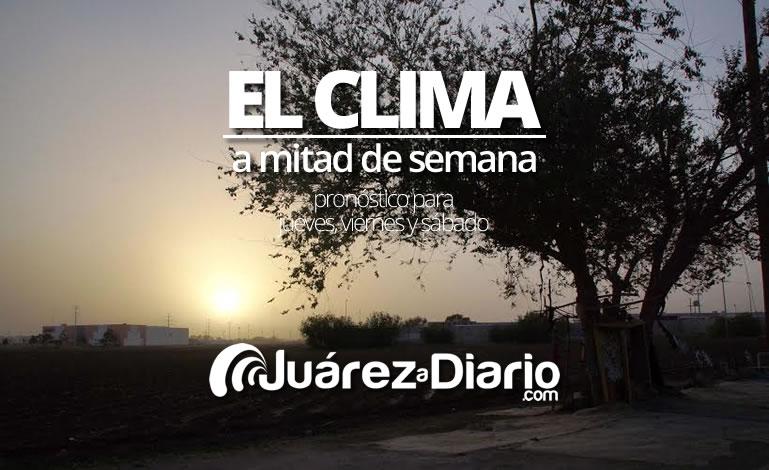 clima de ciudad juarez