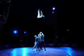Circo de las Pesadillas • Acrobacia