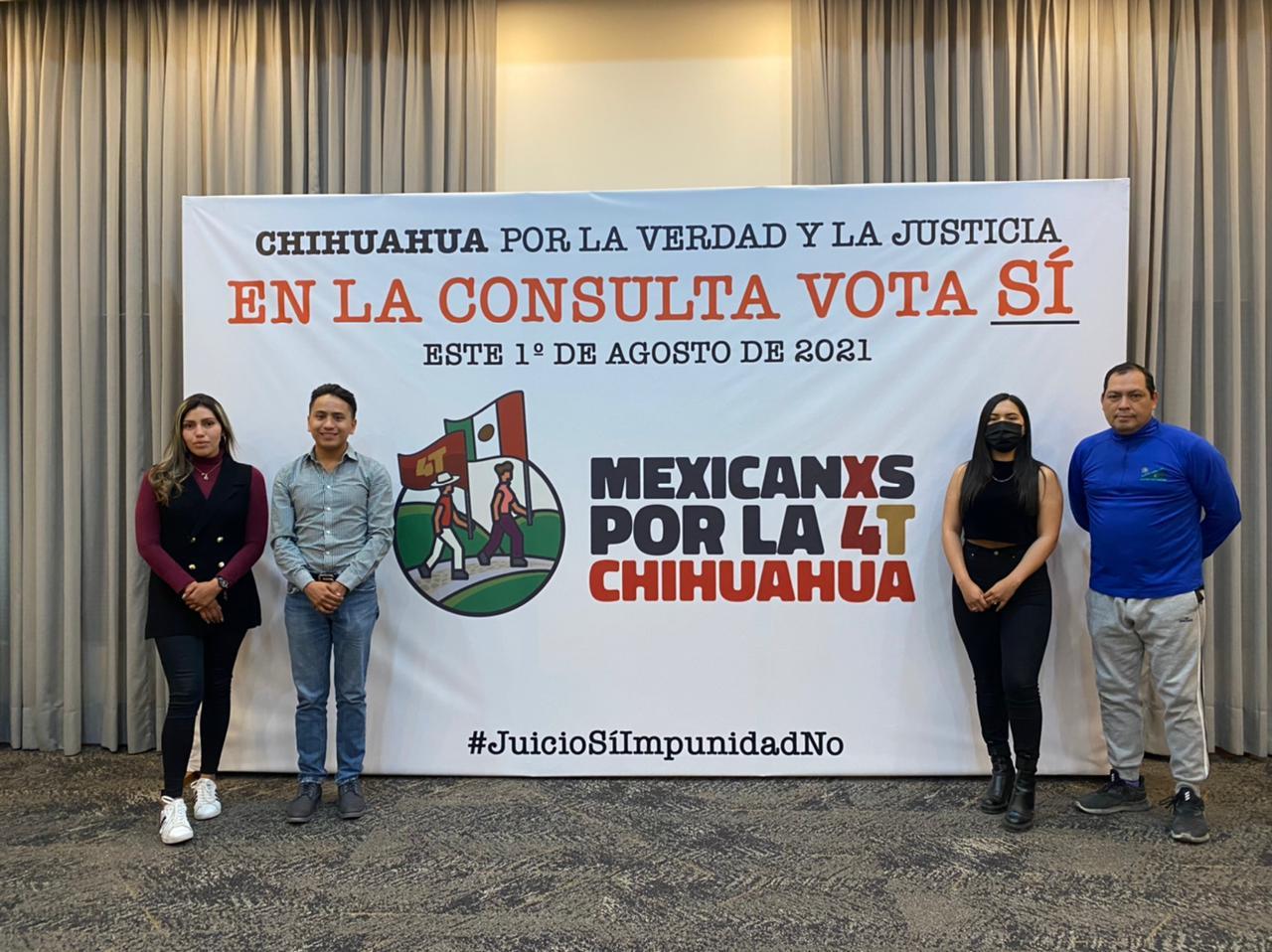 Campaña #JuicioSíImpunidadNo inicia en el todo el país