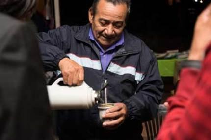 Fiesta criolla en Estación Juárez Celman 37