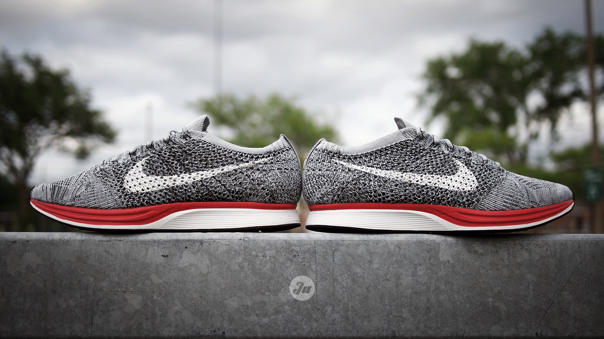 3b7c05a156255 On-feet video  Found a pair of Nike Flyknit Racer