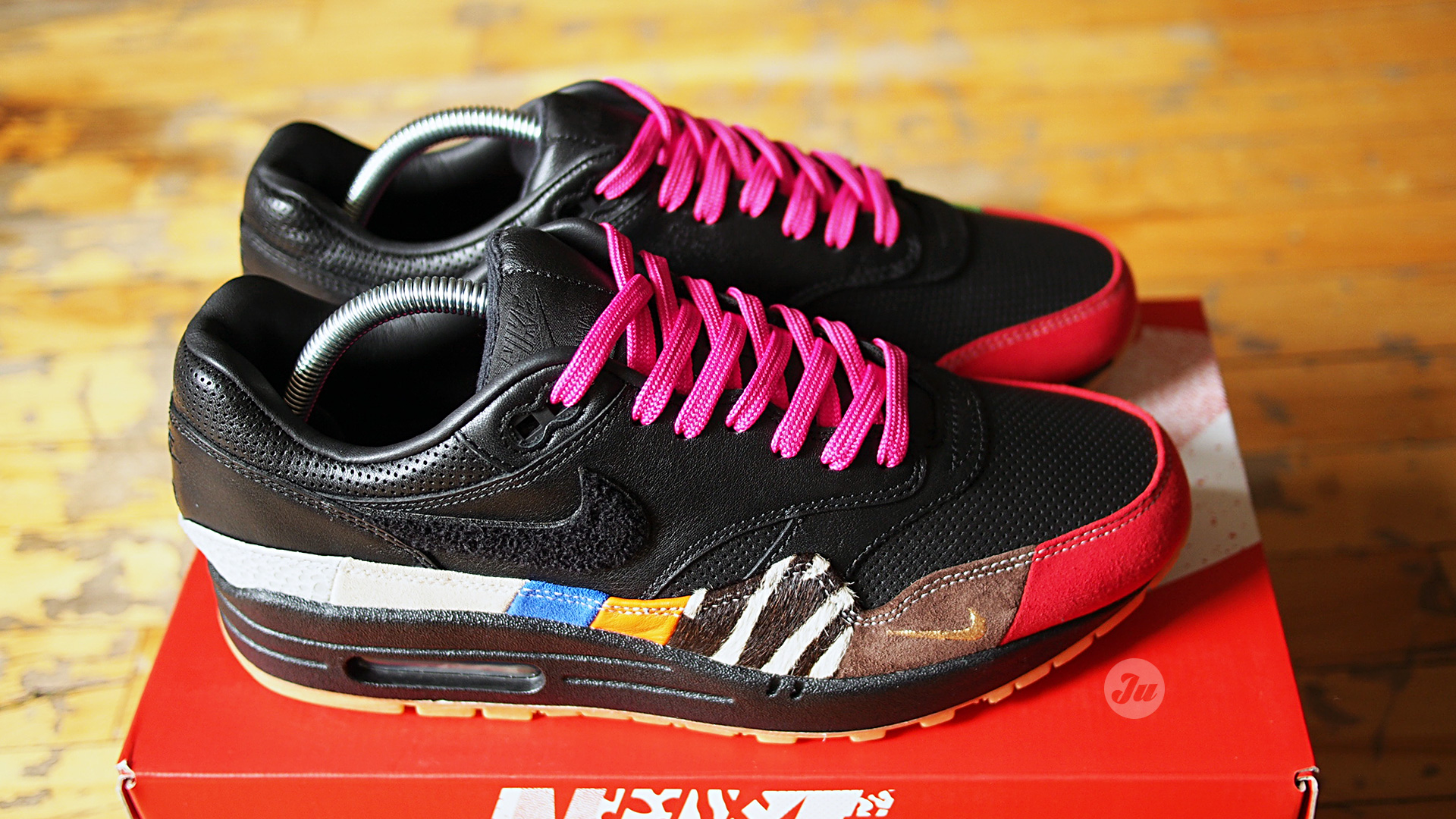 air max 1 master wit