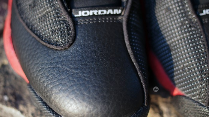 On-feet photos and video of the recently released Air Jordan XIII Bred (2017 release)