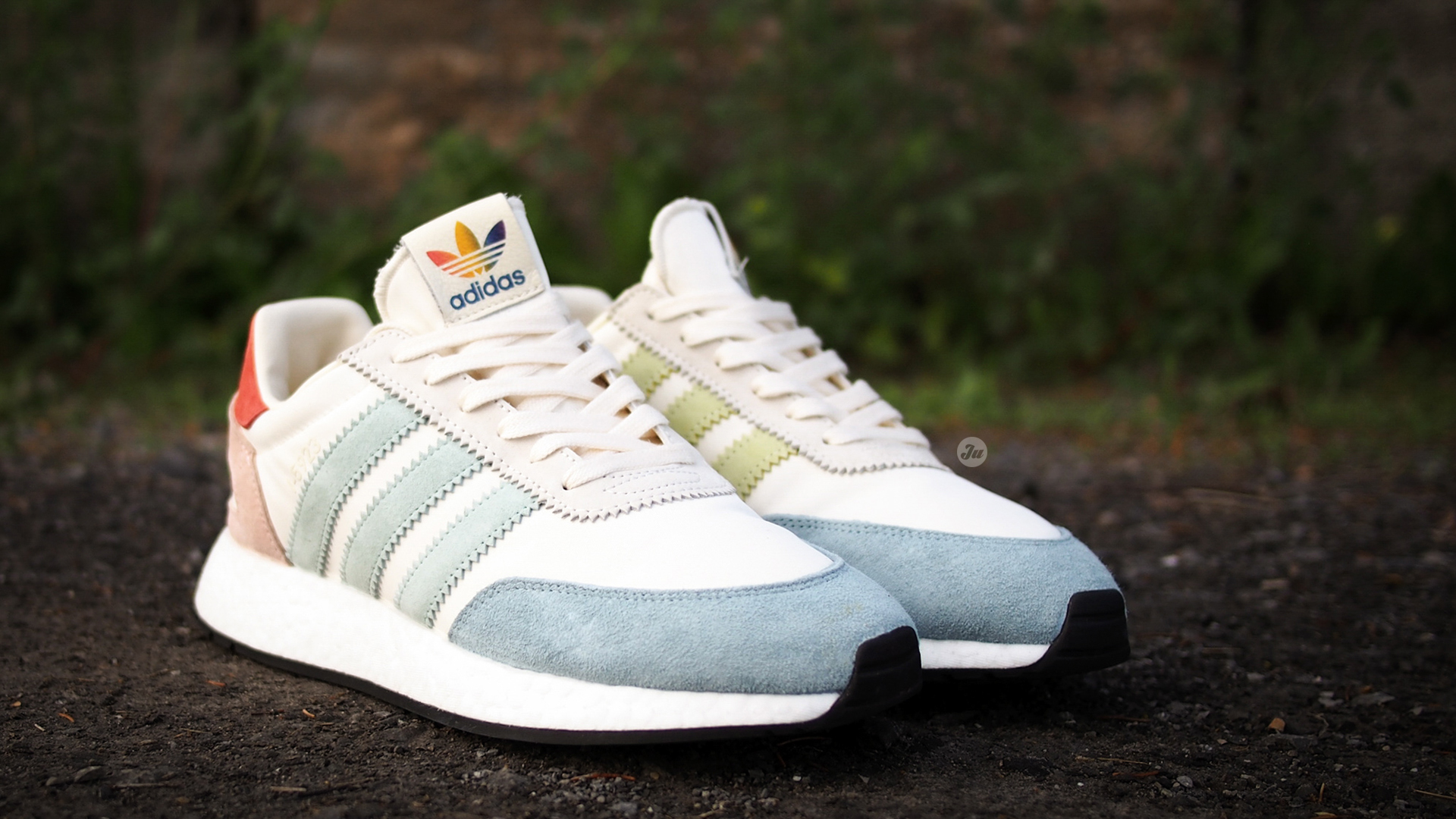 393301dfc63bb0 First Adidas kicks in a long time  a review of the I-5923 Runner ...