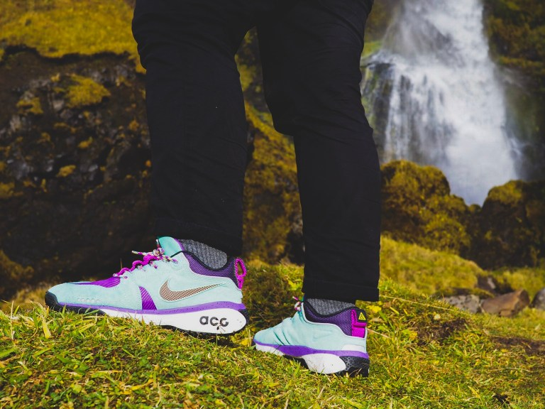 I Went to Iceland to Test Out the Nike ACG Dog Mountain [with On-Feet Photos]