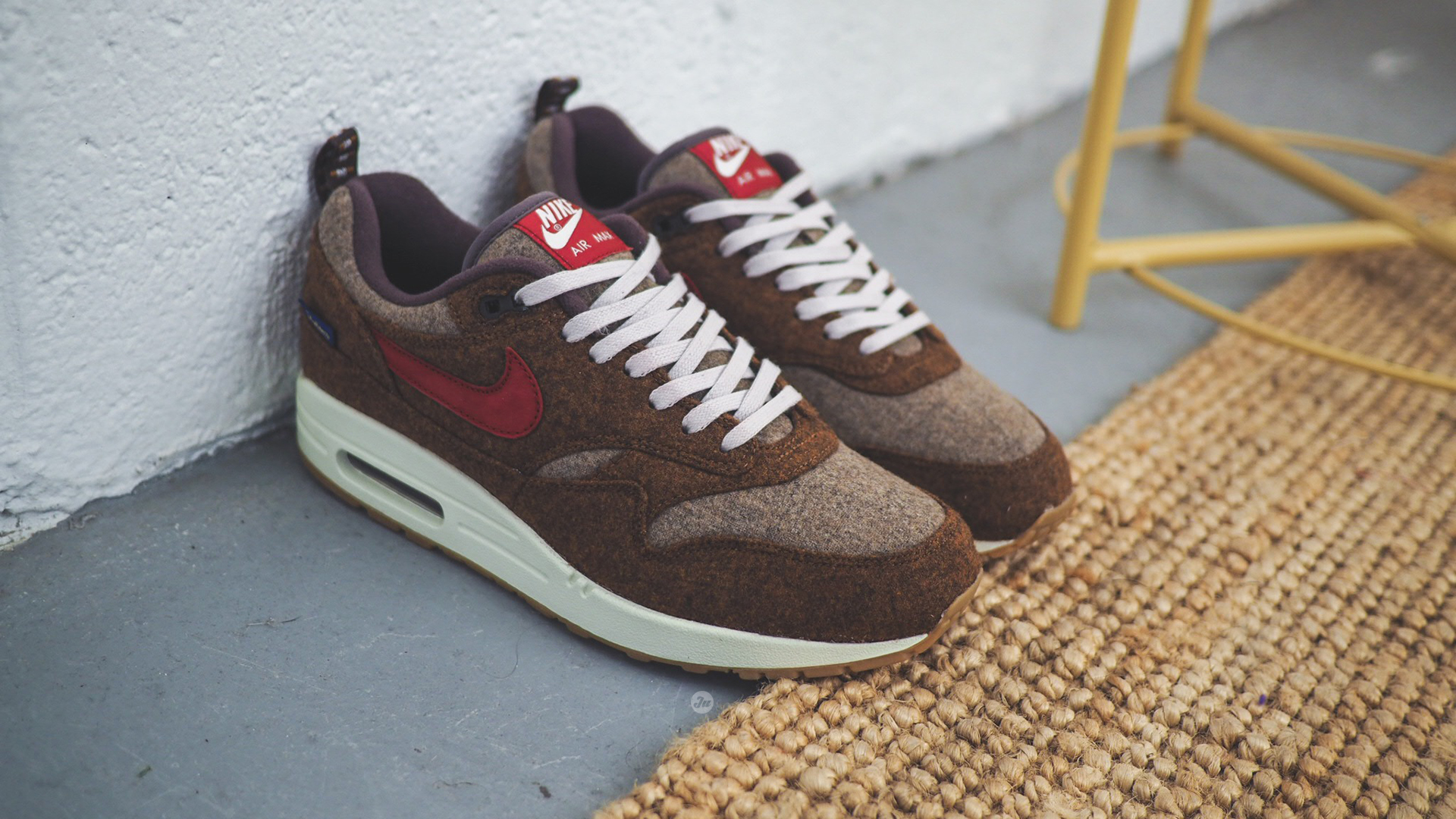 My first NIKEiD pair: Air Max 1 Pendleton 2018 – Juberry
