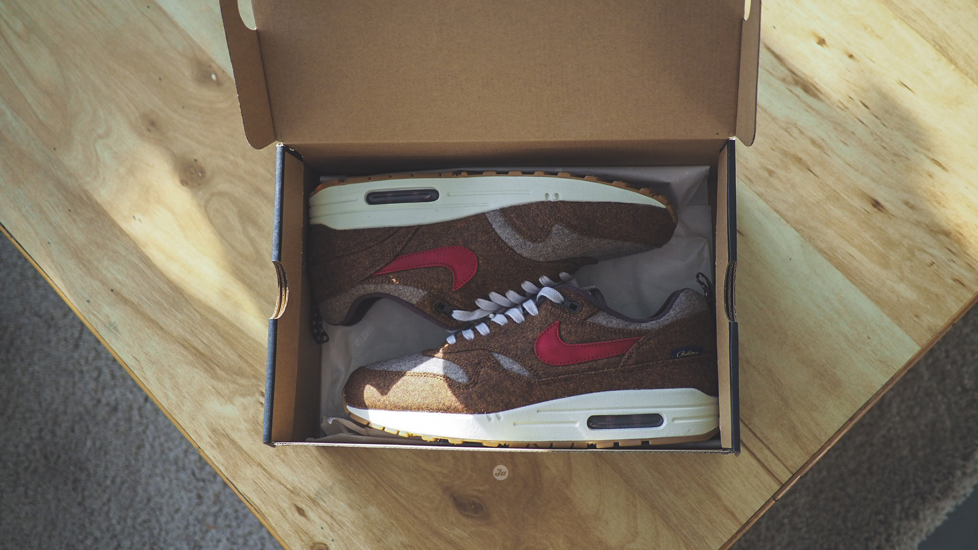 6fd8e6a7bc My first NIKEiD pair: Air Max 1 Pendleton 2018 – Juberry
