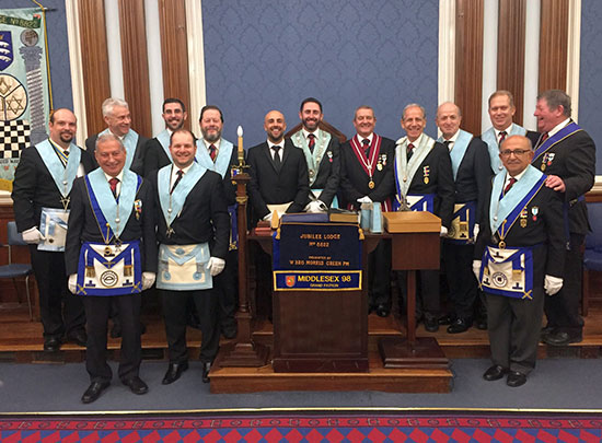 Jubilee Lodge Meeting