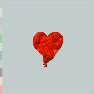 Kanye West - 808 and Heartbreak