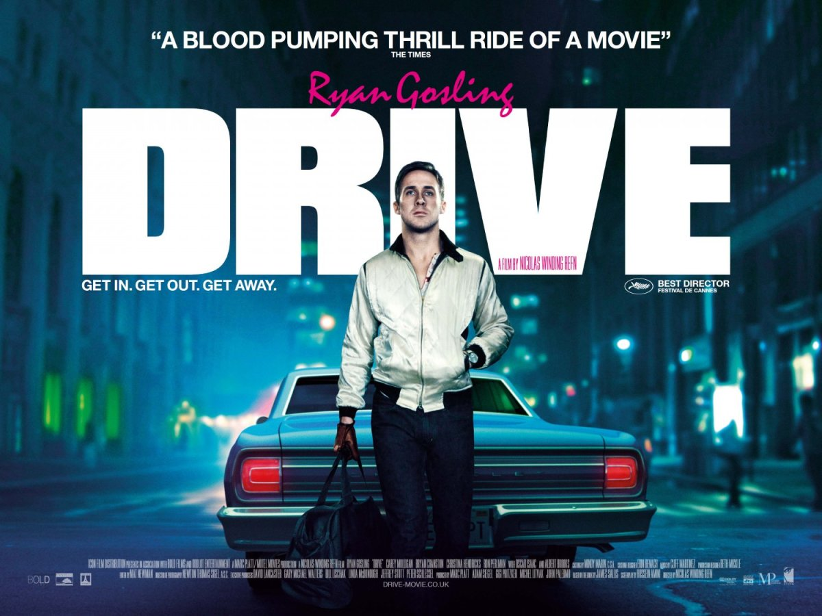 II - Desire / Drive OST
