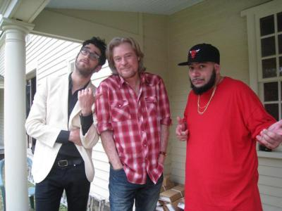 daryl hall chromeo