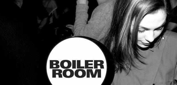 Boiler room Nina Kraviz