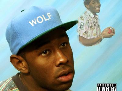 Tyler The Creator Wolf