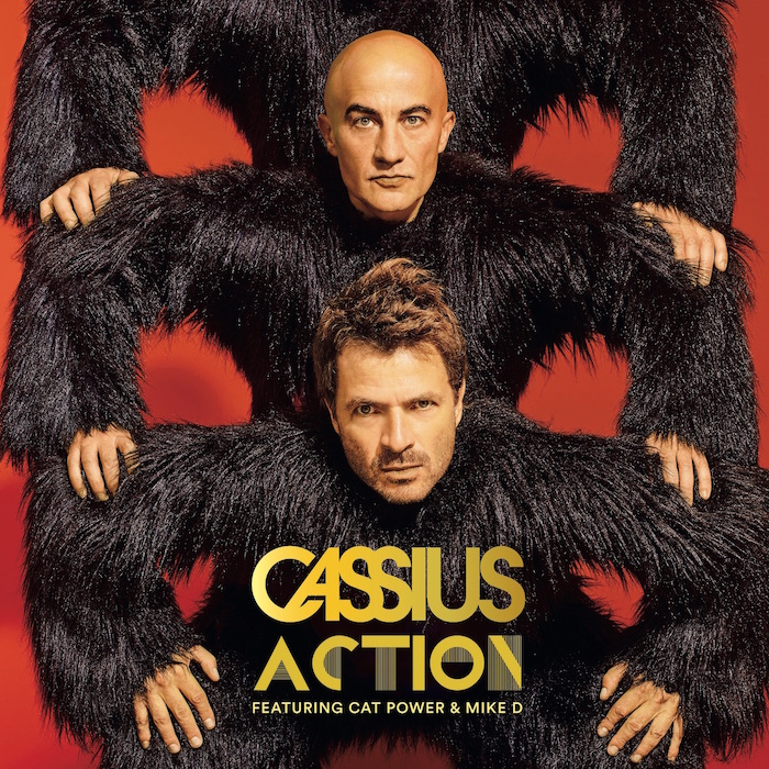 Cassius - Action (feat Cat Power and Mike D)