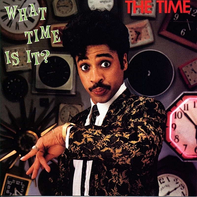 The Time - What time is it (1982)