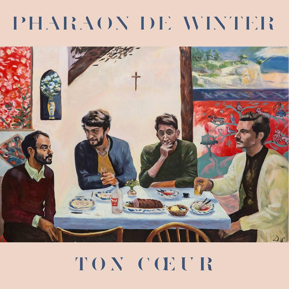 Pharaon de Winter - Ton Coeur EP