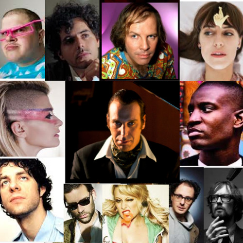 Gonzales - Let's ride megamix