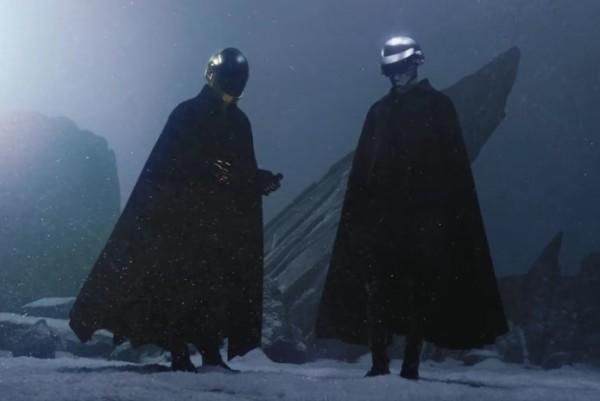 The Weeknd feat. Daft Punk - I Feel It Coming (vidéo)