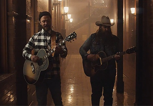 Justin Timberlake - Say something (feat. Chris Stapleton)