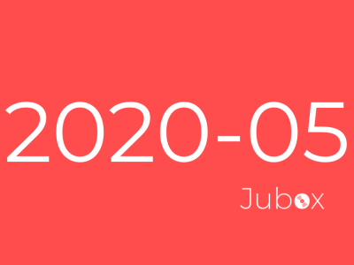 Playlist Jubox Mai 2020
