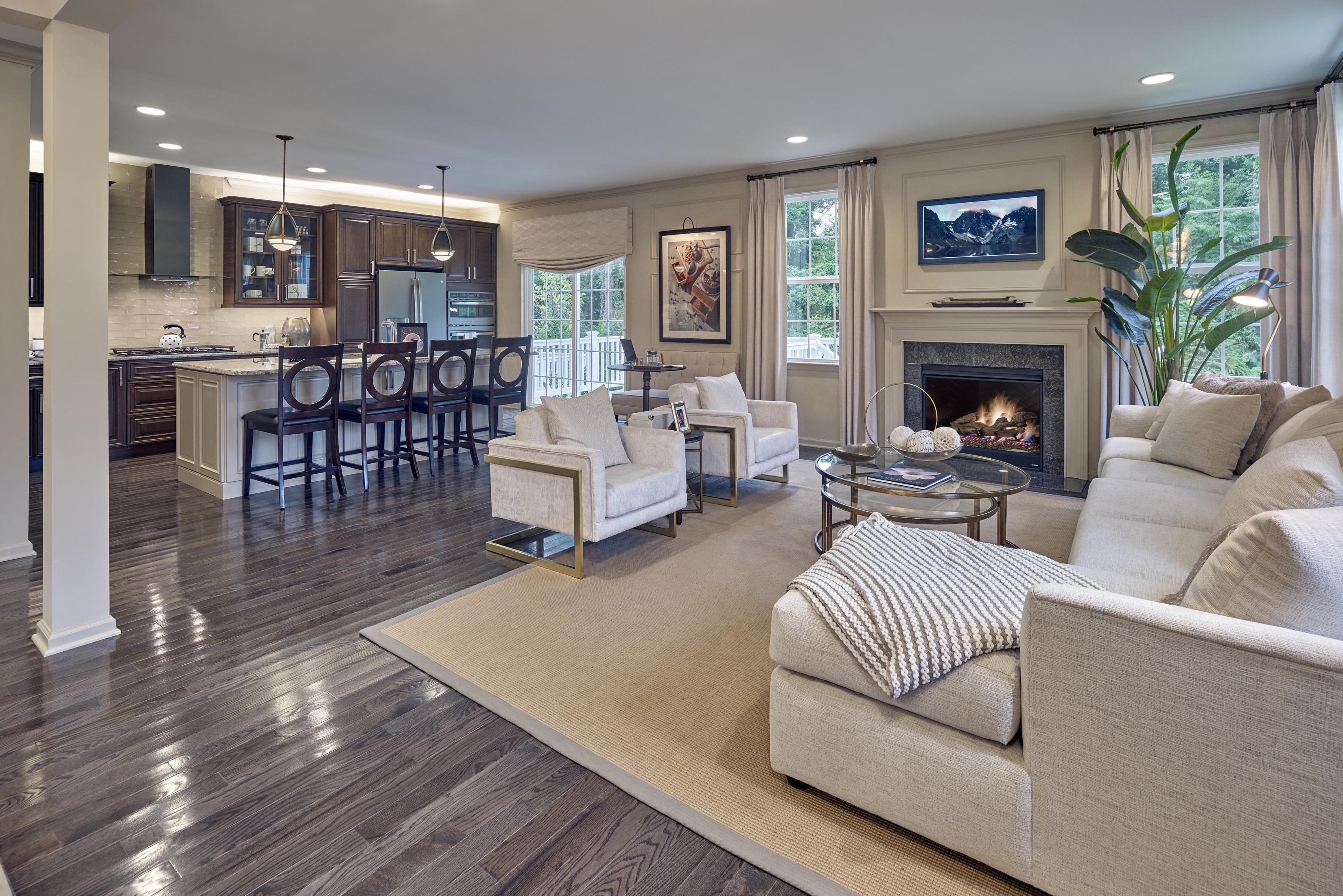 How To Best Arrange Your Living Room Furniture Judd Builders