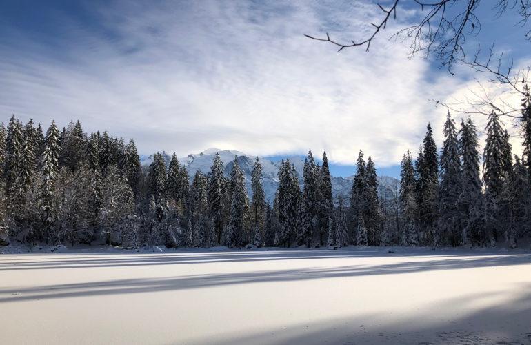 Week-end dans la vallée de Chamonix ❄️
