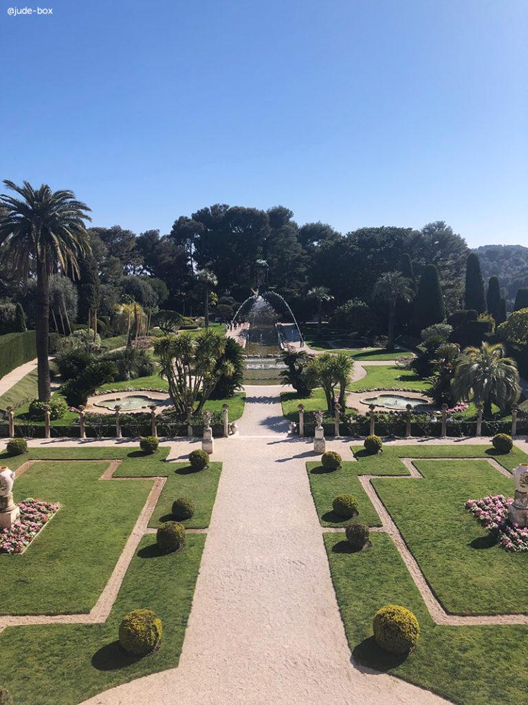 Jardins de la Villa Ephrussi de Rotschild - St Jean Cap Ferrat