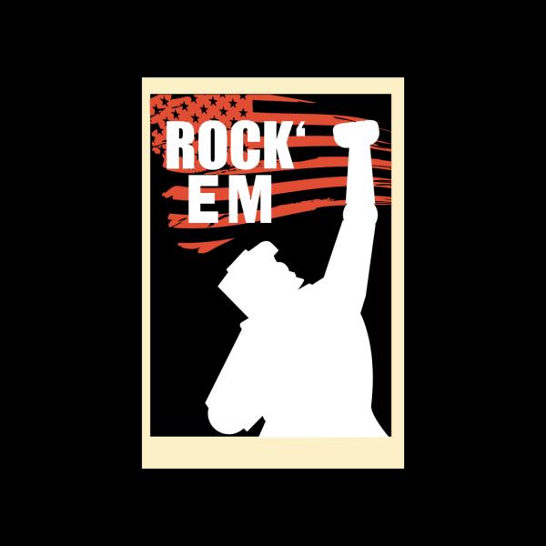 rocky t shirt